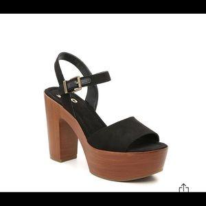 Mix no.6 sandal size 7.5